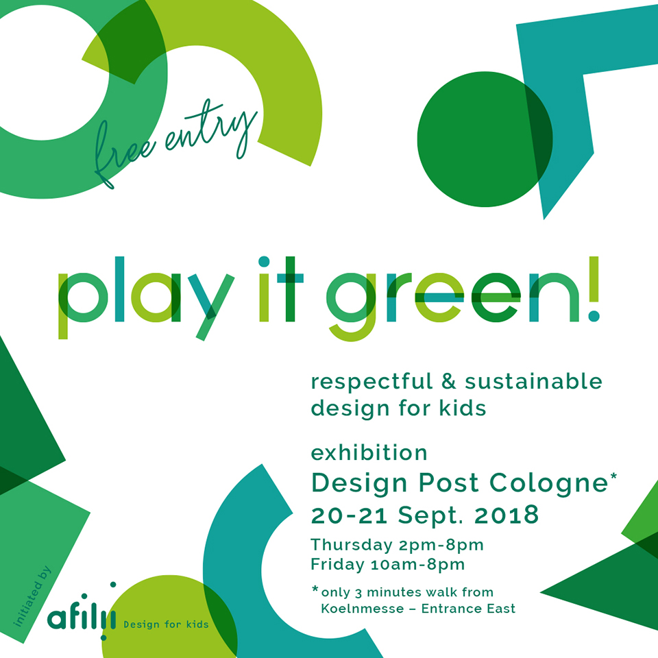 flink in Köln bei play it green, afilii
